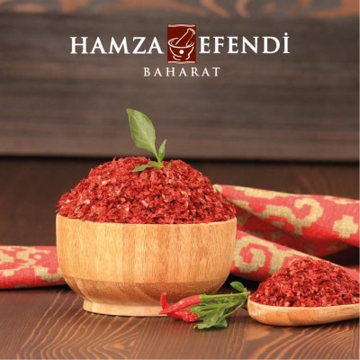 Hamza Efendi Kırmızı Pul Biber 420 Gram - Thumbnail